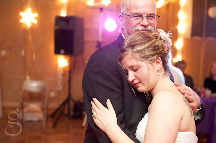 the father daughter dance.
